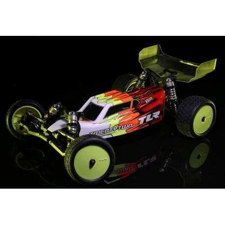 Team Losi Racing 22 4.0 1/10 2WD Buggy Race Kit (art. TLR03013)