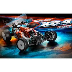 Xray XB4 2017 4WD 1/10 Electric Off-Road (art. 360004)
