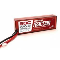 Dynamite Batteria Li-po 11,1V 5000mAh 3S 50C Hardcase EC5 (art. DYNB3811EC)
