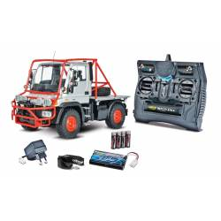 Carson Unimog U300 Desert Rally 2,4Ghz 100% RTR scala 1/12 (art. 500907251)
