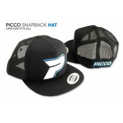 Picco Cappellino Snapback Hat taglia unica regolabile