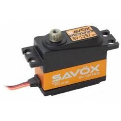 Savox Servocomando SH-1257MG Digital servo Tail Servo (art. SAX211)