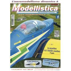 Modellistica Rivista di modellismo n°4 Aprile 2017