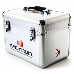 Spektrum Valigia Trasmittente Single Aircraft Transmitter Case (art. SPM6722)