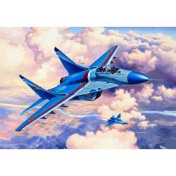 Revell MiG-29S Fulcrum Plastic Model Kit scala 1/72 (art. RV03936)