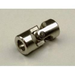 Aviotiger Giunto cardanico L 23mm D 9mm Foro 3.17/4mm (art. 1482)