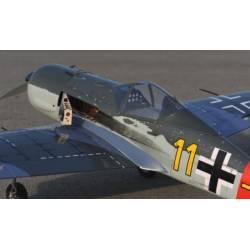 """VQ Model Aeromodello FW-190A """"ALFRED BINDSEIL"""" ARF 60 (art. PA0068)"""