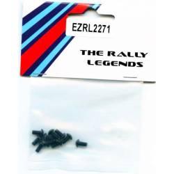 EZpower Viti con testa tonda M3x6 10 pezzi (art. EZRL2271)