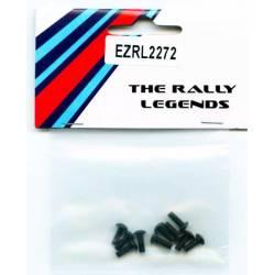 EZpower Viti con testa tonda M3x8 10 pezzi (art. EZRL2272)