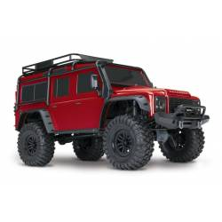 Traxxas Automodello Land Rover Defender TRX-4 Trail Crawler (art. TXX82056-4)