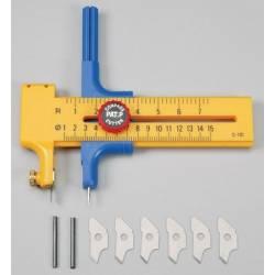 Hobbico Utensile da taglio Circle Cutter (art. HCAR0230)