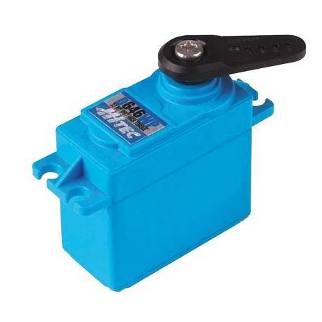 Hitec Servocomando D646WP Impermeabile IP67 9,6 kg/cm (art. 36646)
