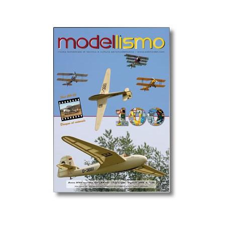 Modellismo Rivista di modellismo N°100 Luglio - Agosto 2009