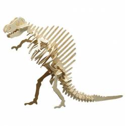 Siva Dinosauro Ouranosaurus in legno da costruire (art. 856/7)