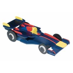 Siva Formula 1 Racing Car in legno da costruire (art. 850/11)
