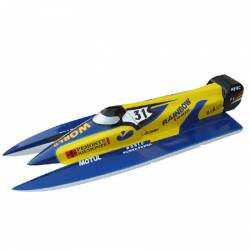Vantex Catamarano RAINBOW F1 Power Boat 910 Brushless (art. BOS-BL-BM054A)