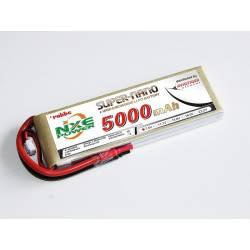 Aviotiger Batteria Li-po 7,4V 5000mAh 35C 2S (art. 6636NXE)