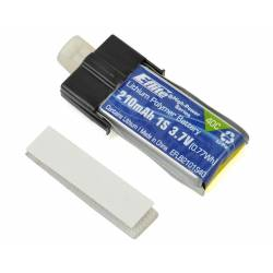 E-flite Batteria Li-po 3,7V 210mAh 40C 1S (art. EFLB2101S40)