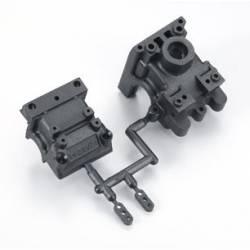 Kyosho Cassa trasmissione ant / post per MP9 TKI4 (art. IF408C)