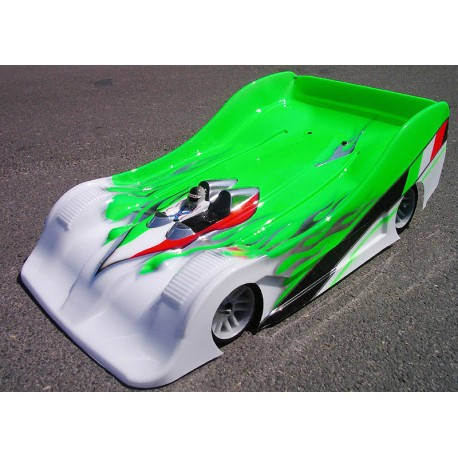 Sprint RC Carrozzeria Zytec 1/8 Light 0,75mm Fioranina (SRC501)