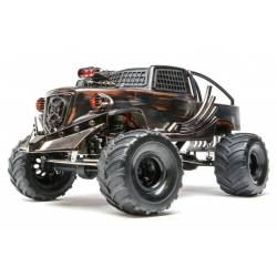 ECX Rc Automodello Barrage Doomsday 1.9 RTR scala 1/12 (art. ECX01010I)