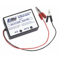 E-flite Carica batterie bilanciato per 2 e 3S Lipo 0,65A (art. EFLC3110)