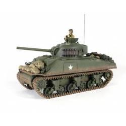 Fantasyland Carro armato U.S. Medium Tank Sherman M4A3 ad infrarossi scala 1/24 (art. BW372014A)