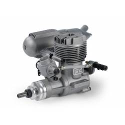 J Perkins Motore SC46A-S 7,5cc AERO RC ABC con spillo posteriore (art. JP4480245)