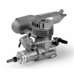 J Perkins Motore SC52A-S 8,5cc AERO RC ABC con spillo posteriore (art. JP4480265)