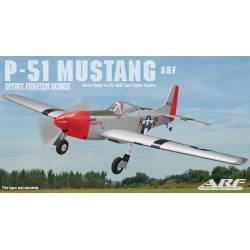 Great Planes Aeromodello P-51 Mustang Sport Fighter .46 EP ARF (art. GPMA1208)