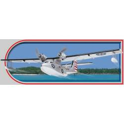 Great Planes Idrovolante PBY Catalina 1360mm EP ARF (art. GPMA1154)