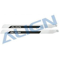 Align Pale in Carbonio L 700mm classe 60-90 FBL 3G (art. HD700B)