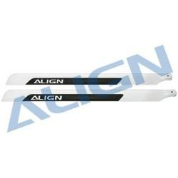 Align Pale in Carbonio Lunghezza 700mm classe 60-90 FBL 3G (art. HD700B)