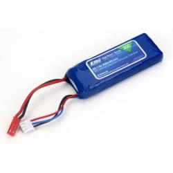 E-flite Batteria Li-po 7,4V 800mAh 2S 30C (art. EFLB8002SJ30)