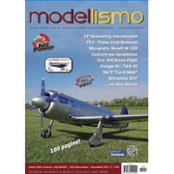 Modellismo Rivista di modellismo N°150 Novembre - Dicembre 2017