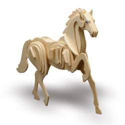 Siva Cavallo in legno da costruire (art. 852/5)