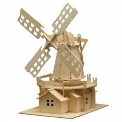 Siva Mulino a vento in legno da costruire (art. 873)