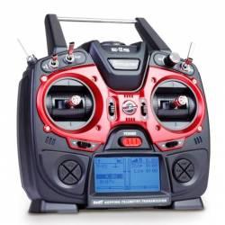 Graupner Radiocomando MZ-12 PRO HoTT con Ricevente Falcon 12 (art. S1002.PRO)