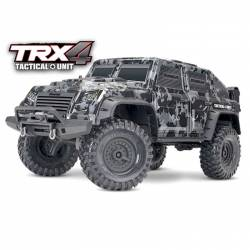 Traxxas TACTICAL UNIT (art. TXX82066-4)