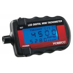 Hobbico Mini tachimetro digitale retroilluminato (art. HCAP0400)