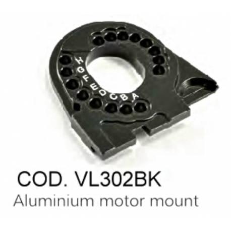 Supporto motore regolabile in Alluminio TRX-4 (art. VL302BK)