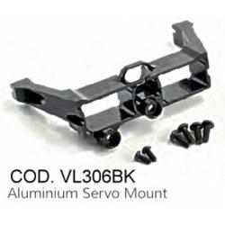 Supporto servo in Alluminio per TRX-4 (art. VL306BK)