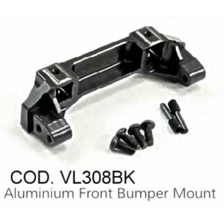 Bumper anteriore in Alluminio per TRX-4 (art. VL308BK)