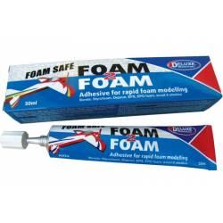 Delux Colla monocomponente Foam 2 Foam per Depron, EPS, EPO Foam (art. DELUX-AD34)