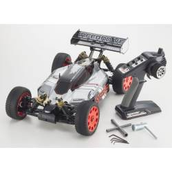 Kyosho Automodello elettrico Inferno VE 4WD Scala 1/8 RTR TYPE 2 (art. 34101T2B)