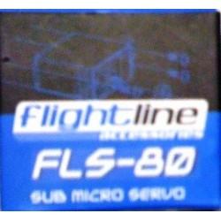 Flightline Servocomando Analogico FLS-80 (art. HFL1800)