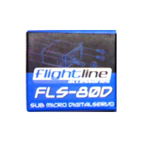 Flightline Servocomando Digitale FLS-80D (art. HFL1802)