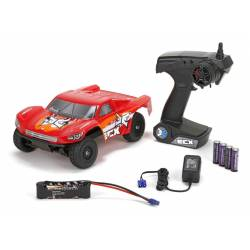 ECX Rc Torment 4WD Short Course Truck RTR Red/Orange (art. ECX01001IT2)