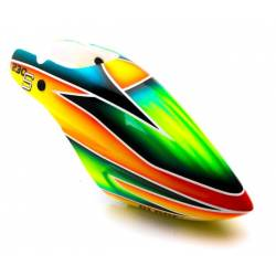 Blade Capottina in fibra di vetro Arancione per Blade 230 S (art. BLH1575)