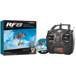 Great Planes Interfaccia simulatore RealFlight RF 8 Interlink-X Controller Mode 1 (art. GPMZ4550M1)